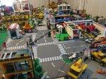 miasto z klocków Lego